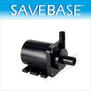 CPU Cooling CAR Brushless Motor Water Pump 4.5M 640L/H 12W DC40A 1245