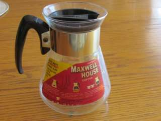 Vintage Maxwell House Coffee Maker