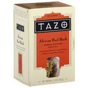 Tazo African Red Bush Tea, 20ct (Pack of 6)