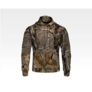 Under Armour Camo Hoody 3XL Real Tree:  Sports & Outdoors