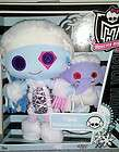 MONSTER HIGH FRIENDS ABBEY BOMINABLE & SHIVER *NEW*