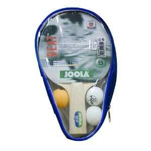 JOOLA BEAT Recreational Racket Table Tennis Set Sports