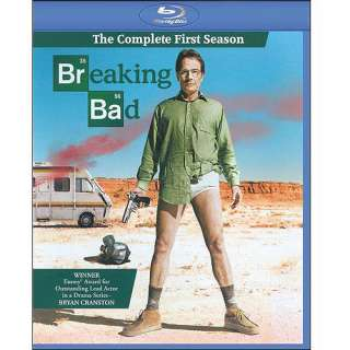 Breaking Bad The Complete First Season (Blu ray