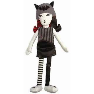 Emily the Strange Ragdoll Doll Goth Emo Dark Horse New