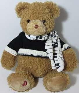 BLOOMINGDALES LITTLE BROWN Teddy BEAR Stuffed Plush Animal TOY 46617