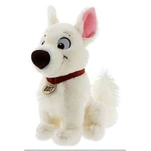 Disney Bolt Movie 12 Inch Deluxe Plush Figure Bolt: Toys