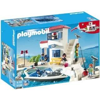 playmobil police boat