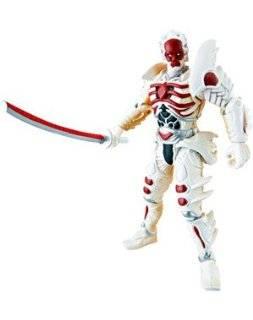 bakuganfan16s review of Power Ranger Samurai Deker Action Figure
