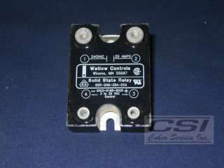 Southern Pride Smokers Solid State Relay P# 1065