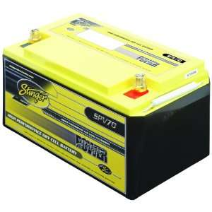 Stinger SPV70 Power Series 1050 Amp Battery Car Electronics