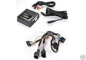 Pontiac Torrent radio iPod interface iSimple ISGM571