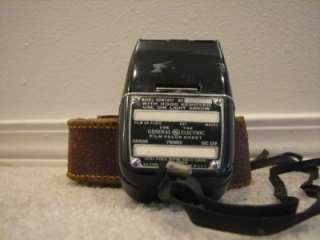VTG General Electric GE Exposure Meter Light Values OLD |