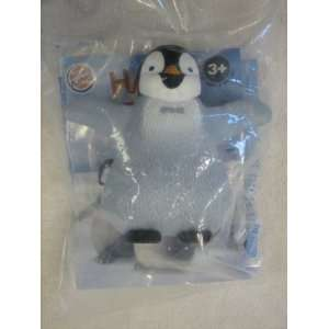 Burger King Happy Feet Two Penguin Kids Meal Toy